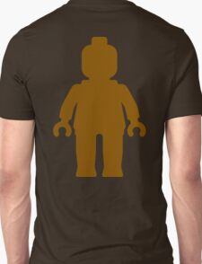 Minifig [Large Brown], Customize My Minifig T-Shirt