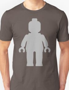 Minifig [Large Light Grey], Customize My Minifig T-Shirt