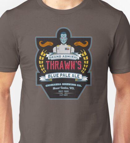 Grand Admiral Thrawn's Blue Pale Ale Unisex T-Shirt