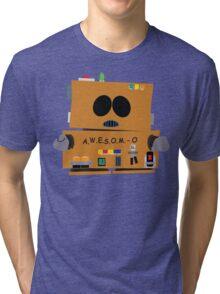 AWESOMO 2000 Tri-blend T-Shirt