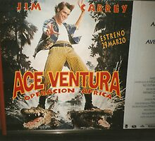 Ace Ventura in Spain by karen66