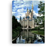 Magic Kingdom Canvas Print