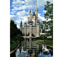 Magic Kingdom Photographic Print