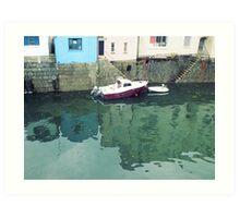 Safe Harbour II Art Print