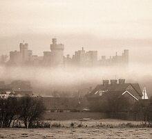 Arundel castle by John Lines