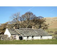 Bowness Cottage Photographic Print