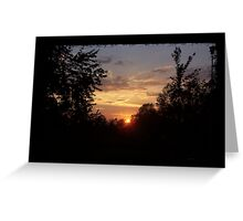 Beauty Surrounds Us Greeting Card