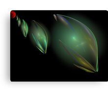 The Martian Invasion. Canvas Print