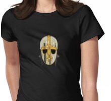 Helmet:  Sutton Hoo Womens Fitted T-Shirt