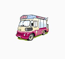ice cream vanvector illustration of an ice cream truck Unisex T-Shirt