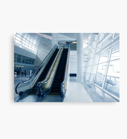 Dallas/Fort Worth Airport Canvas Print