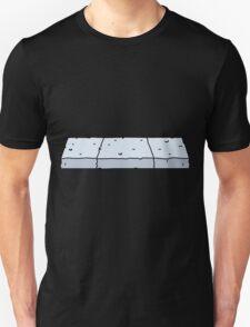 Glitch Land Tower Quest concrete pad T-Shirt
