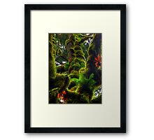 In Our Own Time Framed Print