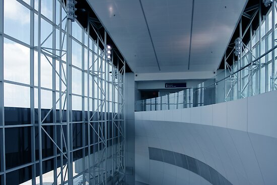 Dallas/Fort Worth Airport by Christophe Testi
