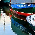 Sea Angel..... by Poete100