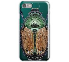 Japanese Beetle Bedazzed iPhone Case/Skin
