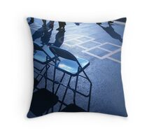 Walk for Gus... Throw Pillow