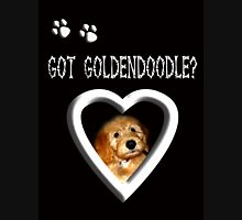 Got Goldendoodle? Womens Fitted T-Shirt