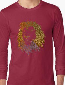 'Tis a Lion. Rar. Long Sleeve T-Shirt