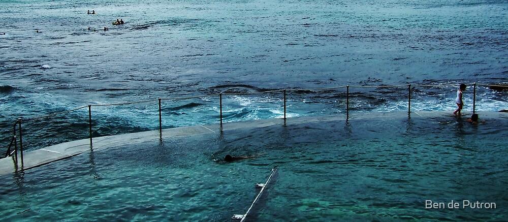 The Swimming Pool by Ben de Putron