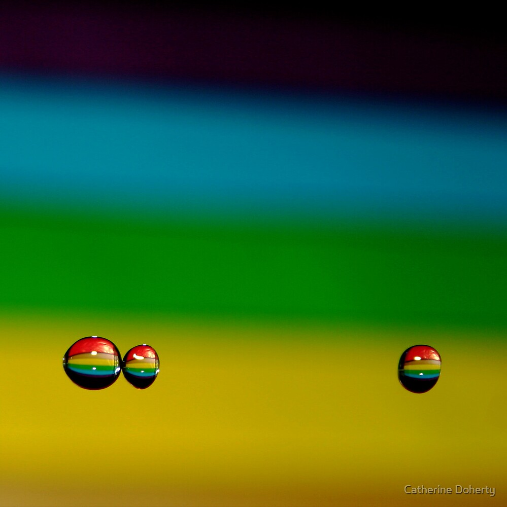 Triple Drop.  by Catherine Doherty