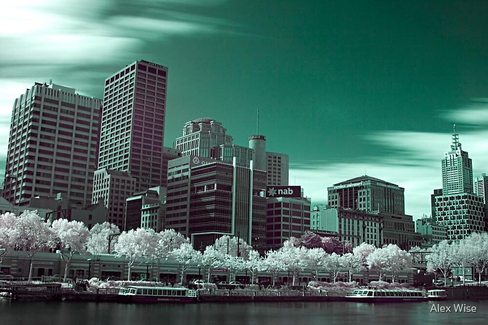 Melbourne City 2 by Alex Wise