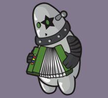 BubbleRock - Piano Accordion Hero Kids Tee