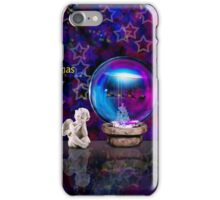We Wish You A Merry Christmas And A Happy New Year iPhone Case/Skin