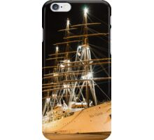 Dreaming of Mediterranean Cruises iPhone Case/Skin