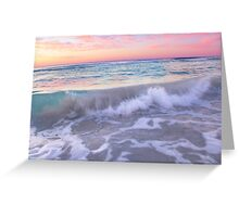 Salt Water Greeting Card
