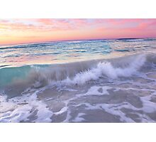 Salt Water Photographic Print