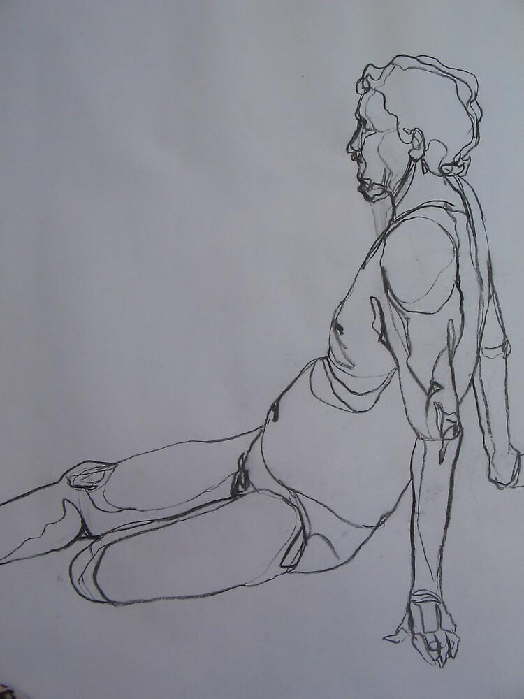Nude IIII by Dorian