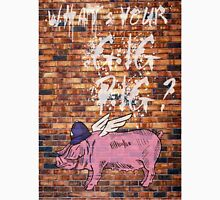 What's Your Gig Pig? - wall Unisex T-Shirt