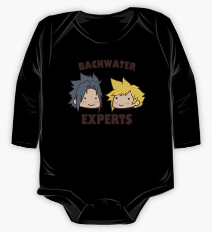 Backwater Experts! One Piece - Long Sleeve