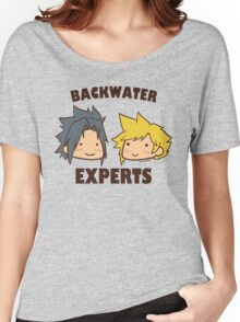 Backwater Experts! Women's Relaxed Fit T-Shirt