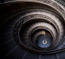 Bramante Staircase by scottimage