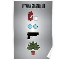 Hitman Starter Kit Poster
