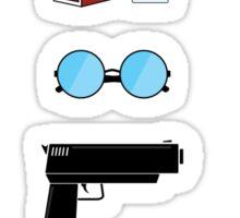 Hitman Starter Kit Sticker