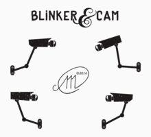 Blinker & Cam Sticker Set by Jake McCarthy Mansbridge