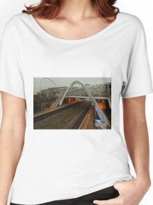 Wembley Arch Women's Relaxed Fit T-Shirt