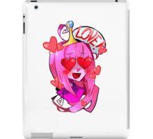 Princess Bubblegum love iPad Case/Skin