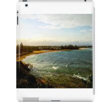 Caloundra Beach - Queensland - Australia iPad Case/Skin