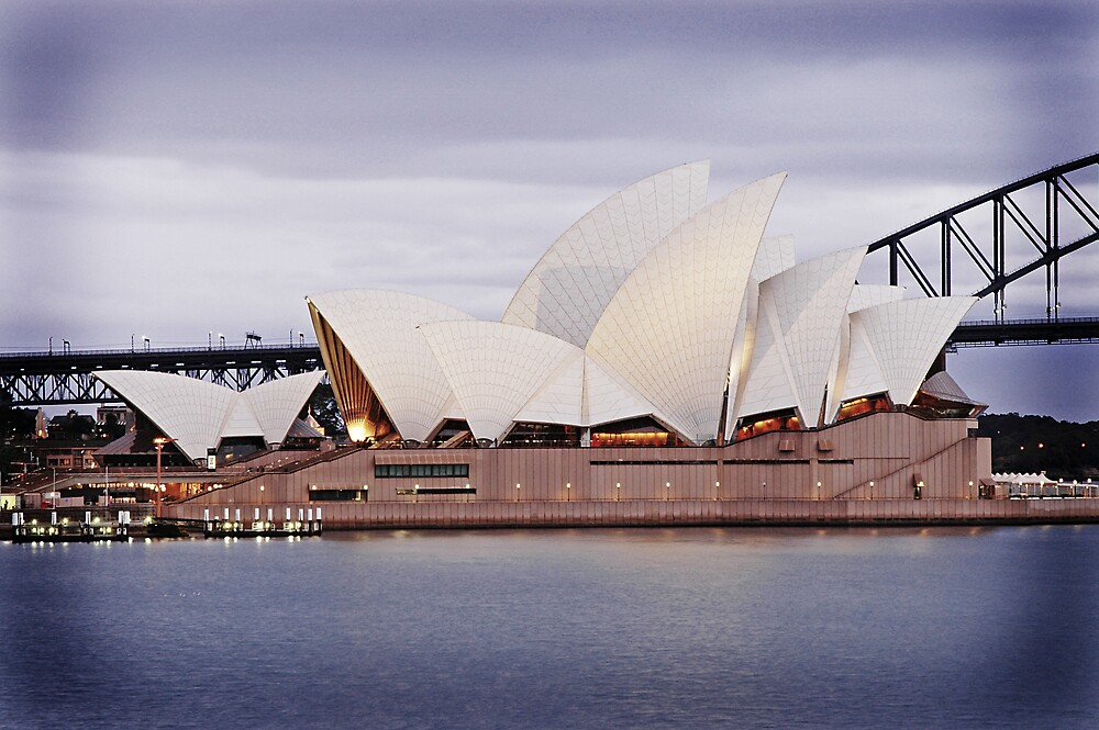 Opera House by Nathan T