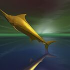 Golden fantasy dream marlin by pelmof