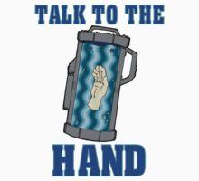 Talk to the Hand Kids Tee