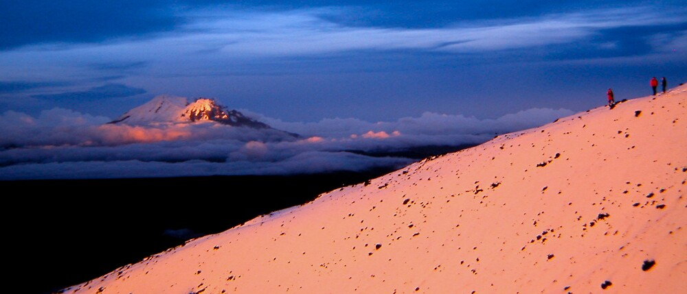 Cotopaxi by Charlie  Lin