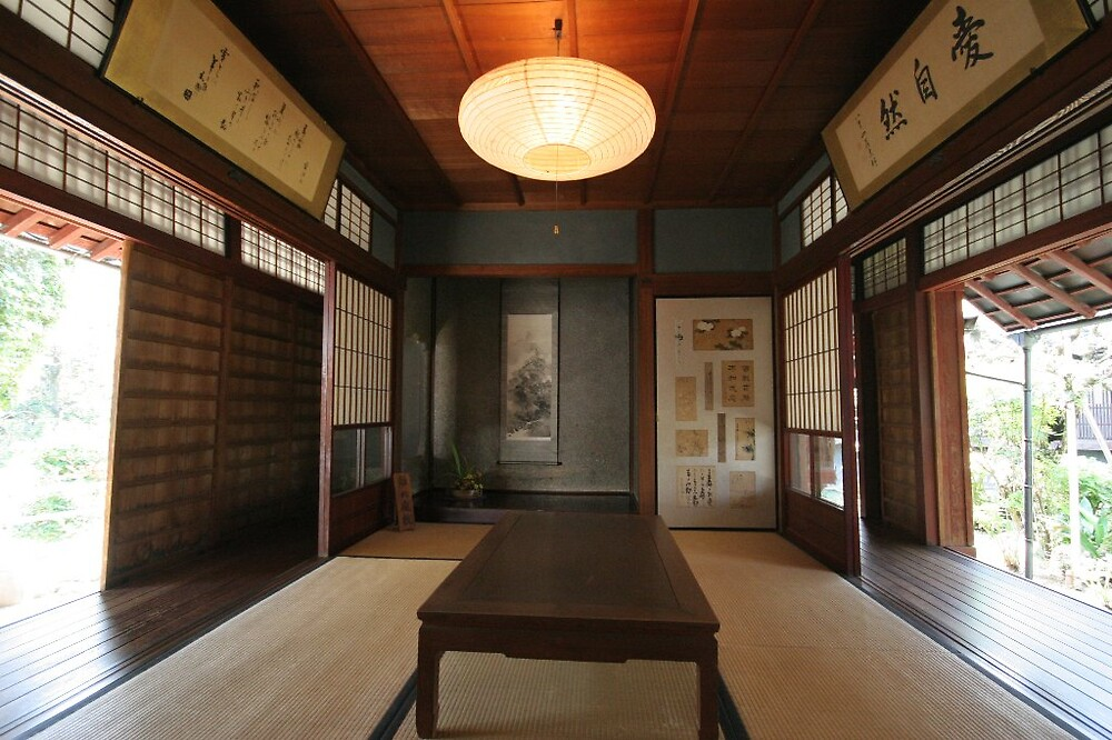 Uchiko - Vegetable Wax Historical house by Trishy