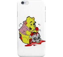 Zombie Pooh iPhone Case/Skin