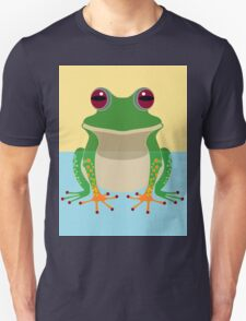 FROG IN WATER Unisex T-Shirt