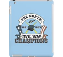 The North - Civil War Champions - Anti-Southern Pride iPad Case/Skin